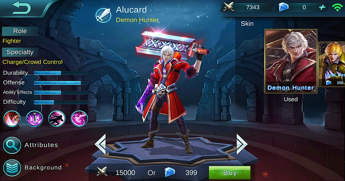 Learn about one hero at a time before playing Mobile Legends